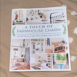 Other - A Touch of Farmhouse Charm DIY Book